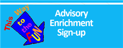 Advisory Travel Sign Up!
