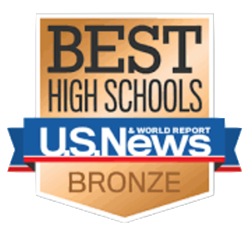 The U.S. News and World Report released its 2018 Best High Schools rankings today, May 9, 2018 and Metro Tech was listed as a Bronze school.