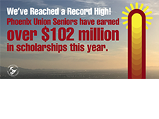$102 M - A New Scholarship Record