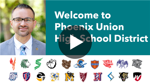 Welcome to Phoenix Union High School District