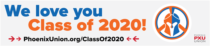 We love you Camelback Class of 2020!
